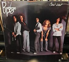 sealed PIPER Can't Wait BILLY SQUIER 1977 A&M SP-4654