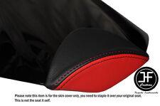Diseño 2 Negro Rojo Personalizado De Vinilo Para Honda CBRfelizDíaPadresnovedadbigoteNaranjaChalecodeseguridadm65vo