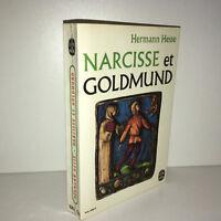 Hermann Hesse NARCISSE ET GOLDMUND 1965 Texte intégral LE LIVRE DE POCHE - CA99A