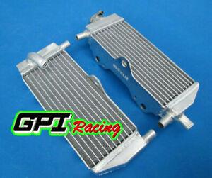 R&l for yamaha yz250 yz 250 1996-2001 1997 1998 1999 2000 01 aluminum radiator