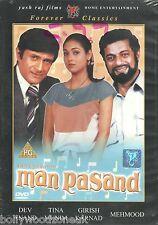 MAN PASAND - DEV ANAND - TINA MUNIM - NEW ORIGINAL BOLLYWOOD DVD