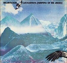 Incantation Cacharpaya: zampoñas de los Andes Bega 39 Reino Unido 1982 Lp PS EX/EX