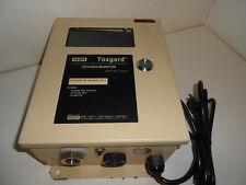 GOOD USED MSA TOXGUARD OXYGEN MONITOR 485950 110/220VAC 50/60HZ 10-28VDC 12WATT