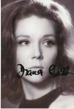 Diana Rigg ++Autogramm++ ++James Bond++