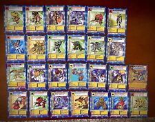 Lot Of 19 Bandai 1st Edition Digimon Trading Cards And 7 other Digimon Cards