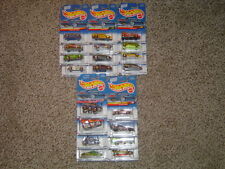 HOT WHEELS 1999 4 CAR SERIES SETS LOT OF 5 * 20 CARS TOTAL