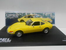 OPEL GT 1968-73  OPEL COLLECTION #2 EAGLEMOSS IXO 1/43