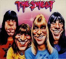 THE SWEET  sweet on the run / DIGIPACK BONUS TRACKS