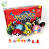 Pokemon Go Toys 8pcs Pokeball + Figuren Aktion Zufällige Pikachu Boys/Girls Heiß