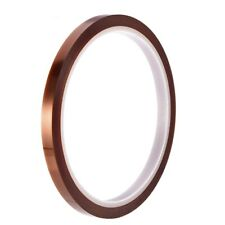180c 200c High Temp Tape 1564 Inch X 108ft Heat Resistant Polyimide Tape