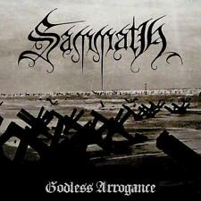 Sammath - Godless Arrogance ++ LP ++ NEU !!