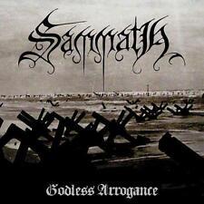 SAMMATH-Godless arrogance + + LP + + NEUF!!!