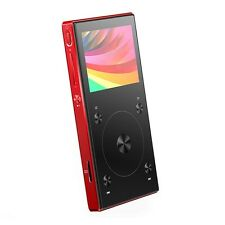 Fiio X3iii 3rd Gen Haute Def (MP3/FLAC/WAV) Bluetooth Digital Audio Player Red
