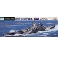 Tamiya 31616 U.S. Navy Battleship BB-61 Iowa 1/700