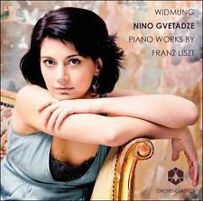 Liszt: Widmung: Piano Works by Franz Liszt, New Music