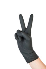 REBLX Sunless Self Tanning Nitrile Gloves For Self Tanning Application (5 Pack)