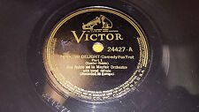 """RAY NOBLE Turkish Delight / (parts 1 & 2) 10"""" 78 Victor 24427  VG+ CLEAN!"""