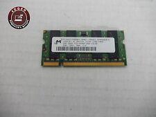 HP Compaq 6530b  G71-449WM Micron 2GB (1X2GB) 6400S-666-13-F1 DDR2 MT16HTF25664H