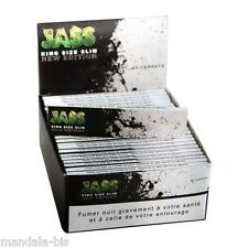 JASS SLIM Lot de 100 Carnets (2 BOITES) PROMO