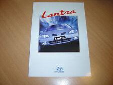 CATALOGUE Hyundai Lantra de 1998