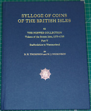 More details for sylloge of coins of the british isles 46 the norweb collection tokens part 5