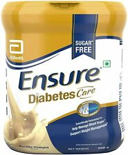 6 Cans of Glucerna-vanilla flavour-Balanced Meal Replacement-diabetes care-2400g
