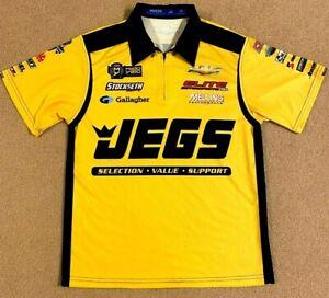 NHRA, Jeg Coughlin, Jegs, Elite Motorsports, LARGE Crew Jersey