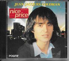 CD ALBUM 9 TITRES--JEAN JACQUES GOLDMAN--POSITIF--1984
