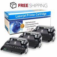 3 Pack Q5942X High Yield Toner Cartridge for HP 42X LaserJet 4250 4350 4200 4240
