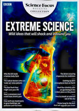 BBC FOCUS MAGAZINE COLLECTION ~ EXTREME SCIENCE ~ NEW ~