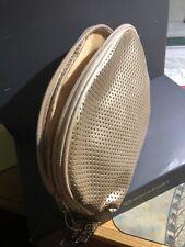 Brand New! Gold Cosmetic Bag  women/girls