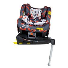 Cosatto All in All I Rotate Group 0 123 Car Seat Charcoal Mister Fox 0m to 36kg