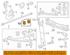 GM OEM Front Suspension-Bumper 20781438