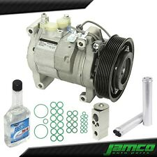 New AC Compressor Kit A/C for 03-07 Honda Accord - 4 Door 4 Cylinder 2.4L Only