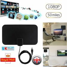 UK Super Antenna HD High Definition Free TV Fox HDTV DTV VHF Scout Style TVFox