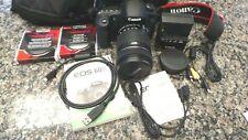 Canon EOS 60D 18.0MP Digital SLR Camera - Black (Kit w/ EFS 18-135mm) LOC.H5