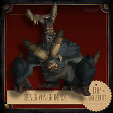 » Diener von Grumpus | Minion of Grumpus World of Warcraft WoW Reittier Mount «