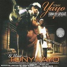 CD album TONY YAYO RAW-N-Uncut Unity Records DigiPack Edition