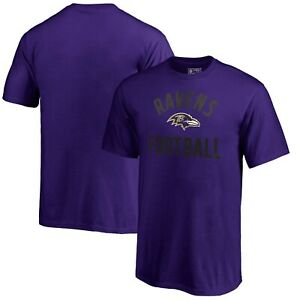 Baltimore Ravens NFL Pro Line by Fanatics Branded Youth Team Pride T-Shirt