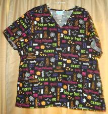 bab15e72210 Scrub Tops Size 3X for sale | eBay