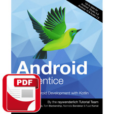 New ListingAndroid Apprentice 3rd Edition