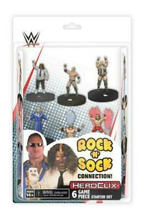 WWE Clix Rock 'n' Sock Connection! - 2 Player Starter Set RRP £24.99