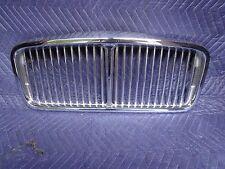 79-87 Jaguar XJ6 Front Chrome Grill 80 81 82 83 84 85 86 OEM XJ 6 12 Grille OEM