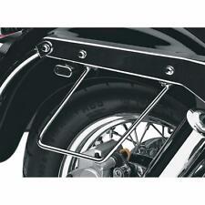 Cobra 02-6461 - Saddlebag Supports, Chrome - Kawasaki Suzuki Classic Mean Streak