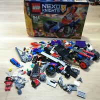 LEGO - Nexo Knights - Macy's Thunder Mace - 70319 Excellent