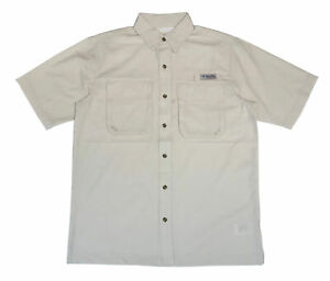 30% Off Bimini Bay Flats IV SS Fishing Shirt w/Blood Guard - Pick Size/Color