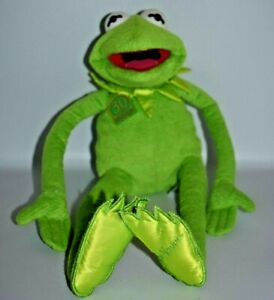 Magic 30th Anniversary Talking Singing KERMIT The Frog TYCO Plush Toy *SEE VIDEO