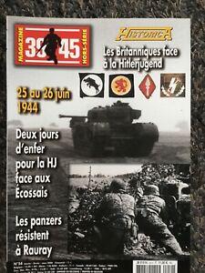 "magazine  ""39-45 HISTORICA""    n°  54  état neuf"