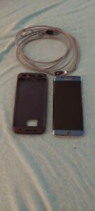 Samsung Galaxy S7 edge SM-G935 - 32GB - Blue Coral (Verizon) Smartphone