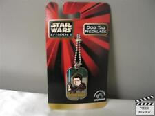 Obi-Wan Kenobi Star Wars Episode I Dog Tag Applause NEW